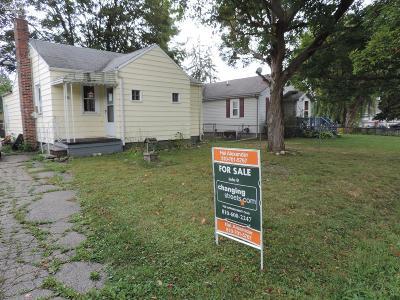 Mt. Morris Single Family Home For Sale: 1036 Corydon Drive