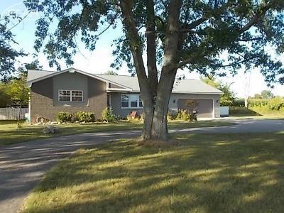 Mt. Morris Single Family Home For Sale: 5272 West Mount Morris Road