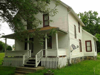 Flint Single Family Home For Sale: 720 Mason Street