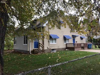 Mt. Morris Single Family Home For Sale: 620 Helen Street