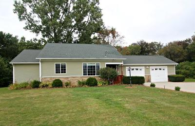 Flint Single Family Home For Sale: 3136 Martha Rose Court