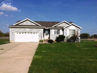 Mt. Morris Single Family Home For Sale: 8010 Corbin Court