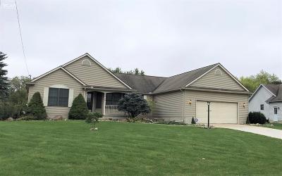 Mt. Morris Single Family Home For Sale: 8050 Flintlock Road