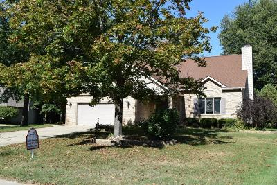 Flushing Single Family Home For Sale: 9048 Twin Oaks Court
