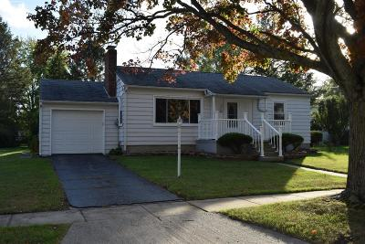 Flushing Single Family Home For Sale: 1216 Beatrice Street