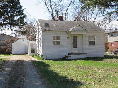 Flint Single Family Home For Sale: 3210 Richfield Road