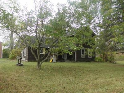 Mt. Morris Single Family Home For Sale: 9261 North Vassar Road