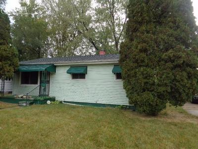 Mt. Morris Single Family Home For Sale: 6232 Lebeau Street