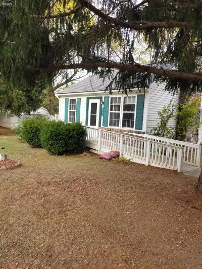 Mt. Morris Single Family Home For Sale: 8452 North Clio Road
