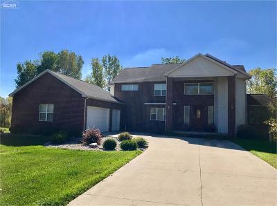 Flushing Single Family Home For Sale: 3134 Cornerstone Drive