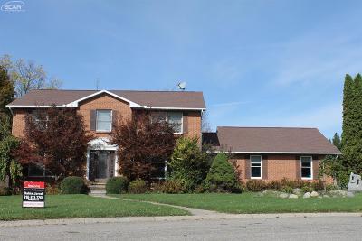 Flint Single Family Home For Sale: 1242 Sagebrush Court