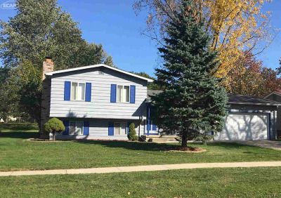 Flushing Single Family Home For Sale: 521 Autumn Drive