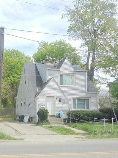 Flint Single Family Home For Sale: 2208 Dupont Street