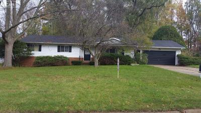 Flushing Single Family Home For Sale: 515 Sunnyslope Drive