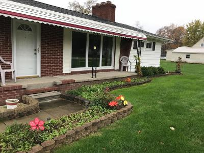Flint Single Family Home For Sale: 2163 Alfred Drive