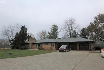 Flushing Multi Family Home For Sale: 5057 North Elms Road