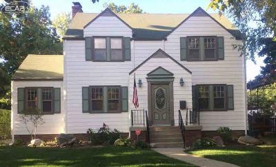Flint Single Family Home For Sale: 2112 Radcliffe Avenue
