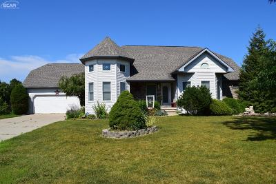 Flushing Single Family Home For Sale: 6460 Marble Lane