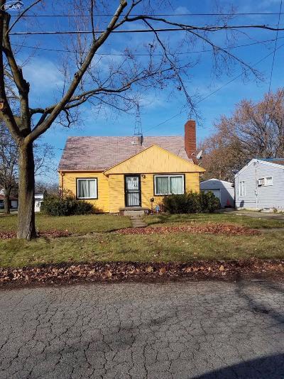 Flint Single Family Home For Sale: 1401 North Sutton Avenue