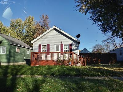 Flint Single Family Home For Sale: 3151 Risedorph Avenue