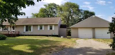 Clayton Single Family Home For Sale: 6241 W Beecher Road