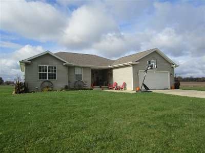 Clayton Single Family Home For Sale: 4900 Whig Highway