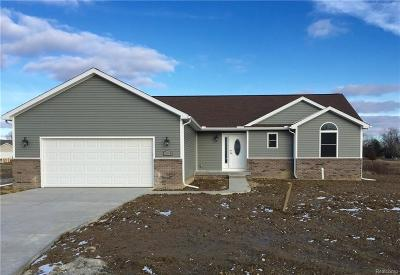 Flushing Single Family Home For Sale: 483 Windy Blf