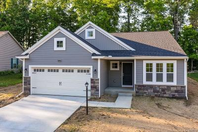 Flushing Single Family Home For Sale: 3101 Oxford Ln
