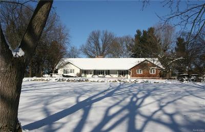 Flint Single Family Home For Sale: 1089 Dye Krest Dr
