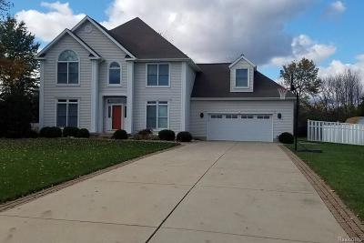 Flushing Single Family Home For Sale: 3211 Woodvalley Dr