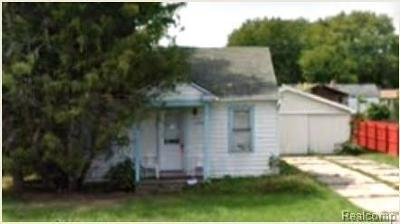 Flint Single Family Home For Sale: 2128 S Dye Rd