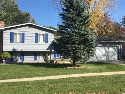 Flushing Single Family Home For Sale: 521 Autumn Dr