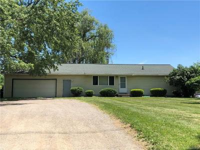 Montrose Single Family Home For Sale: 11234 Morrish Rd