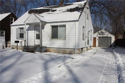 Flint Single Family Home For Sale: 4517 Pengelly Rd