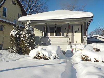 Flint Single Family Home For Sale: 2038 Winans Ave