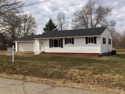 Flint Single Family Home For Sale: 5457 Country Ln