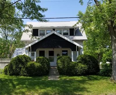 Flushing Single Family Home For Sale: 307 Chamberlain St