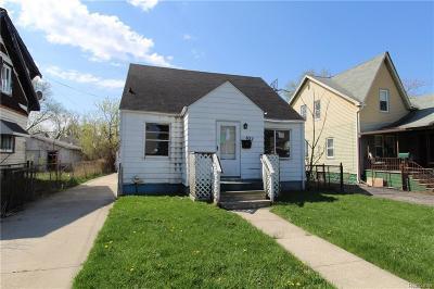 Flint Single Family Home For Sale: 622 E Baltimore Blvd