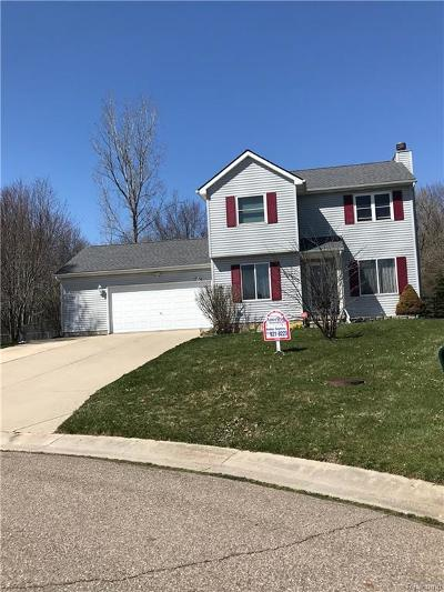 Flint Single Family Home For Sale: 5330 Tall Oaks Dr