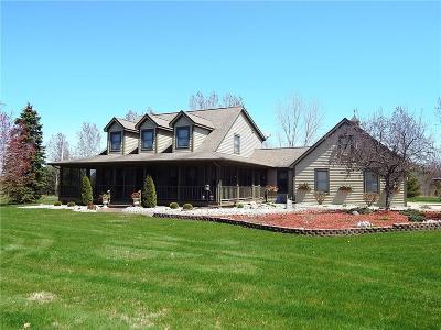 Flushing Single Family Home For Sale: 2270 Morrish Rd