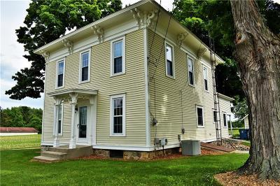 Flushing Single Family Home For Sale: 9319 Beecher Rd