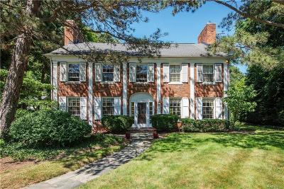 Flint Single Family Home For Sale: 2031 Hampden Rd