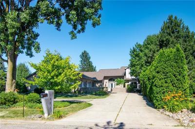 Flint Single Family Home For Sale: 1200 Mill Creek Rd