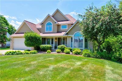 Flushing Single Family Home For Sale: 525 Misty Morning Dr