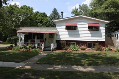 Flint Single Family Home For Sale: 3701 Dakota Ave
