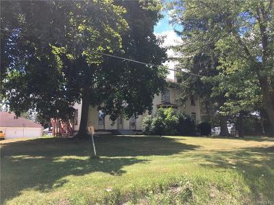Flushing Multi Family Home For Sale: 9009 Beecher Rd