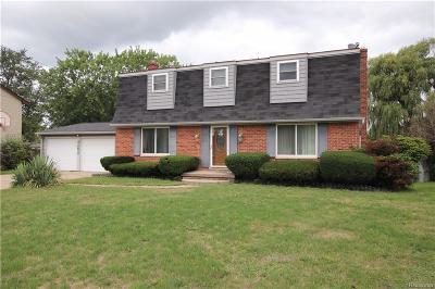 Flushing Single Family Home For Sale: 4262 Kelly Crt