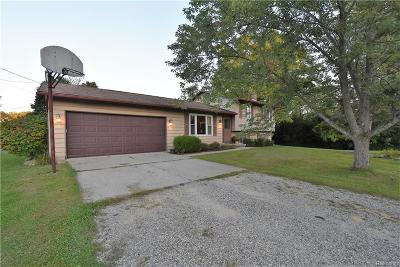 Flint Single Family Home For Sale: 2125 Ainsworth St