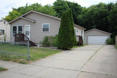Flint Single Family Home For Sale: 2508 Branch Rd