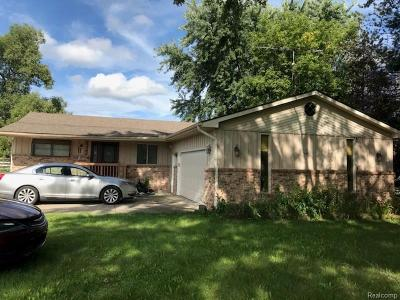 Flushing Single Family Home For Sale: 6322 River Rd